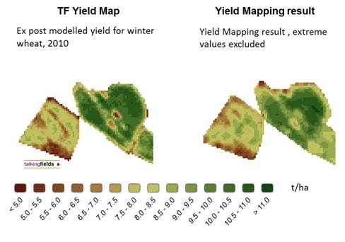 TF Yield Map & Yield Forecast - talkingfields - Betrieblicher ... on policy mapping, texture mapping, soil mapping, title mapping, power mapping,